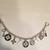 Bracelet, Louis Vuitton elements, designer jewelry bracelet, charms bracelets,