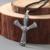 Algiz Rune Necklace, Elhaz Rune Charm, Viking Jewelry, Protection Rune, Rune