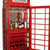 Iconic London Telephone Booth Drink Cabinet