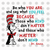 Be who you are and say what you feel because svg,Dr.Seuss svg,Cat in hat,Thing
