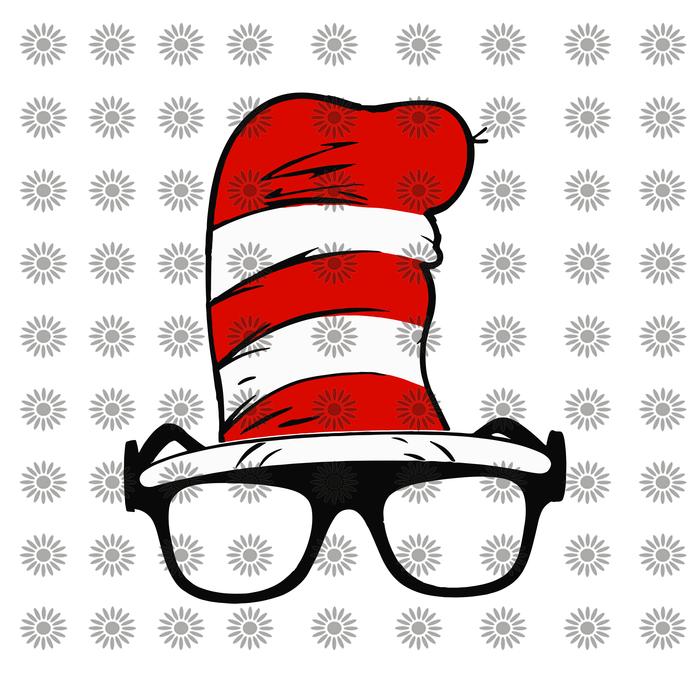 Hat dr.seuss svg,Dr.Seuss svg,Cat in hat,Thing one thing two,dr.seuss svg,thing