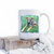 Custom Pet Photo Coffee Mug Personalized Picture Coffee Cup - Love is a Four