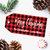 Buffalo Plaid Christmas Editable Gift Tags, Printable Christmas Gift Tags, Gift