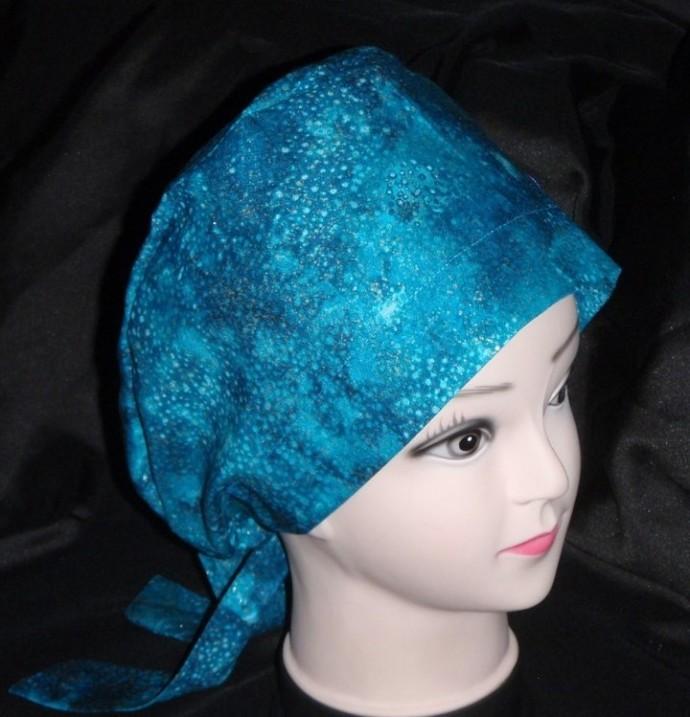 Nurses Surgical Scrubs Scrub Caps Ladies Pixie Cap Hat Surgery Hats Shades Of