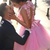 Custom Made Tulle Flower Pink Wedding Party Dress, Cute Prom Dress