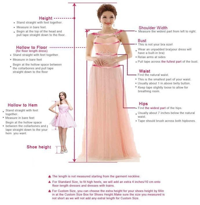 Two Piece Round Neck Red Chiffon Prom Dress