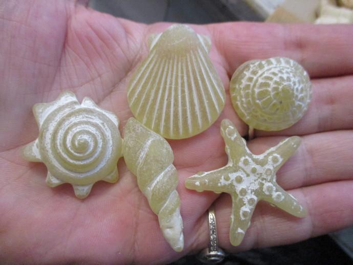 Bag of Glass Shells