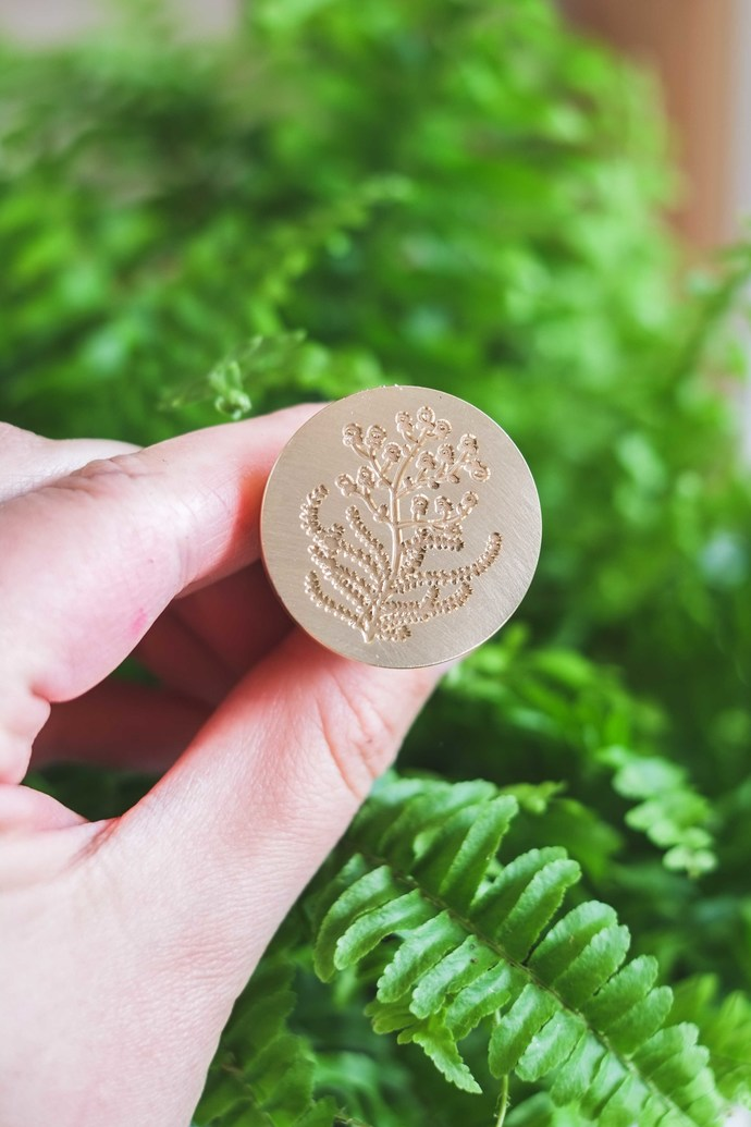 London Gifties wax seal - Flower Buds - perfect as a gift for yourself & your
