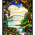Digital DOWNLOAD Louis Comfort Tiffany's Landscape With a Waterfall Orenco