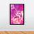 "Lazer Cat - Art Print - 8"" x 12"" - Custom Sizes Available"