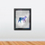 "Lamb - Spirit Animal - Art Print - 8.5"" x 11"" - Custom Sizes Available"