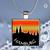 Pendant Necklace City Skylines Hamburg