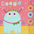 Patchwork Quilt, Silly Monster, Pink