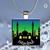 Pendant Necklace City Skylines Istanbul