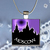 Pendant Necklace City Skylines Moscow