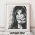 Janis Joplin Fan Art Poster - Me & Bobby Mc Gee Mercedes Benz Music Art Prints