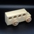 Handcrafted Wood School Bus 11EH-U unfinished or finished