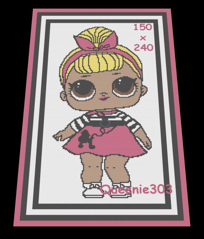 LOL Doll 150x240