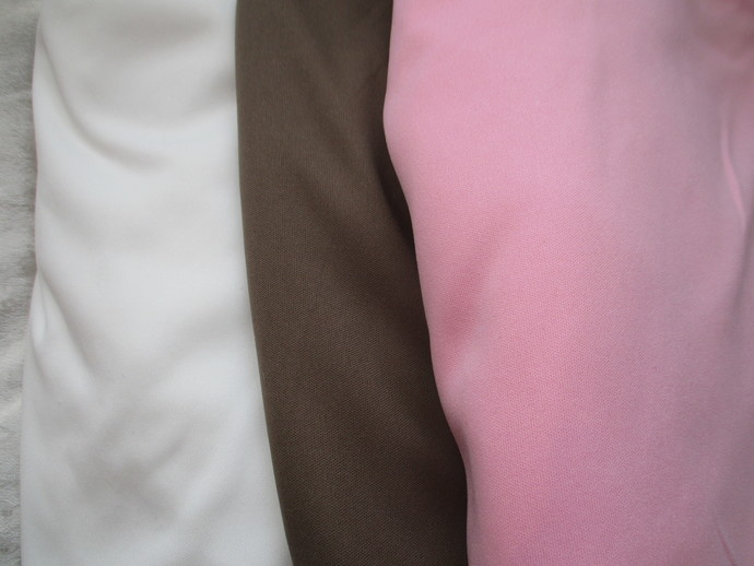 1 Fat Quarter - Polyester Jersey Fabric - Top Quality - Please choose