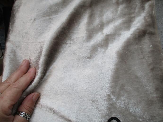 1 Fat Quarter Super Soft Stretch Velour Fabric - Top Quality