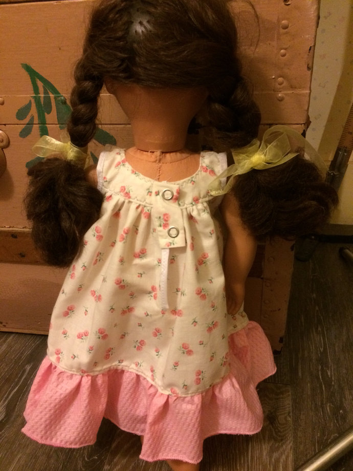 Sweet Dreams Doll nightgowns