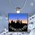 Pendant Necklace City Skylines Vancouver