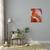 "Abstract Art Acrylic Fluid Flow Painting Original Artwork  20""x 16"" Canvas"