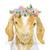 Farm Animals Floral Watercolor Art Prints - Lamb, Cow, Piglet, Goat