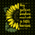 May girl are sunshine mixed with a little hurricane svg, may Sunflower svg, may