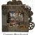 Curiosity Shop Junk Journal, Home Decor, Art Book, 240 Mixed Pages, Shadow Box,