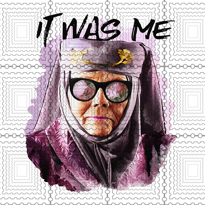 Tell Cersei It Was Me svg, Game Of Thrones Shirt, Olenna Tyrell svg,  It Was Me