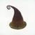 Fall Season Baby to Children Elf Hat -- Hand Wet Felted Wool Hat