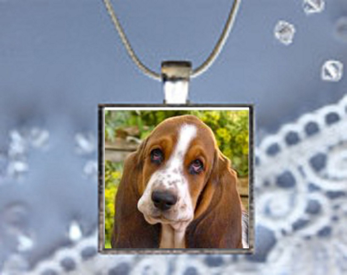 Pendant Necklace Dogs