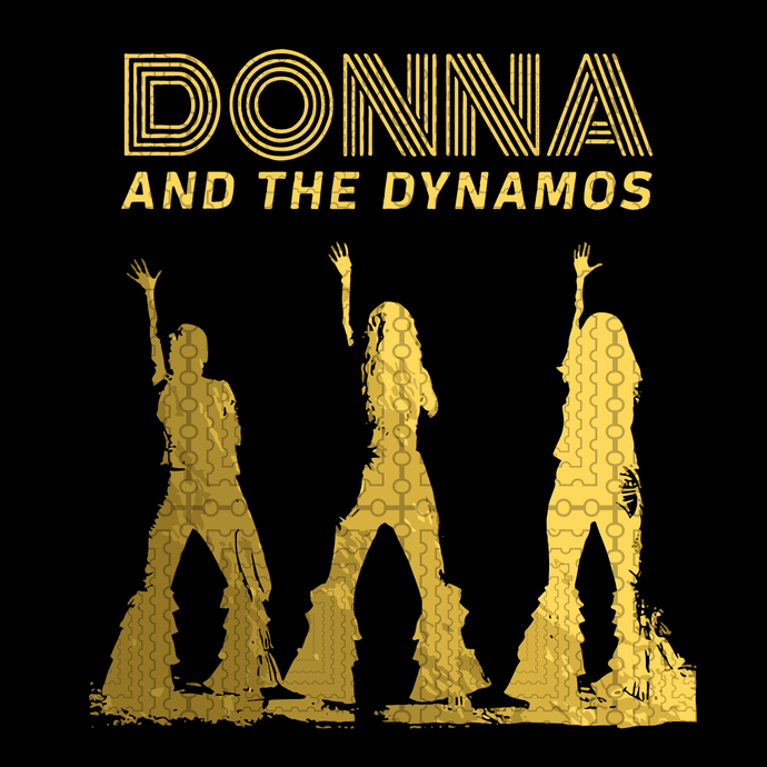 Donna And The Dynamos svg, png, dxf, vector for cricut