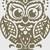 Owl Chart Crochet Blanket Pattern