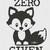 Zero Fox Given Crochet Blanket Pattern