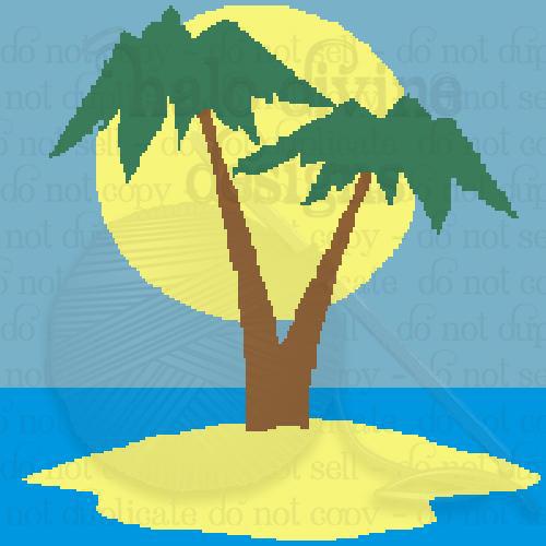 Crochet Beach Graph for Graphgan