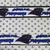 "Carolina Panthers, Football, NFL, Sports team, 5/8"" -  1"" Dog or Cat Collar,"