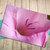 Pink Flower Close Up Fine Art Postcard, Garden, Bouquet, Birthday, Get Well,