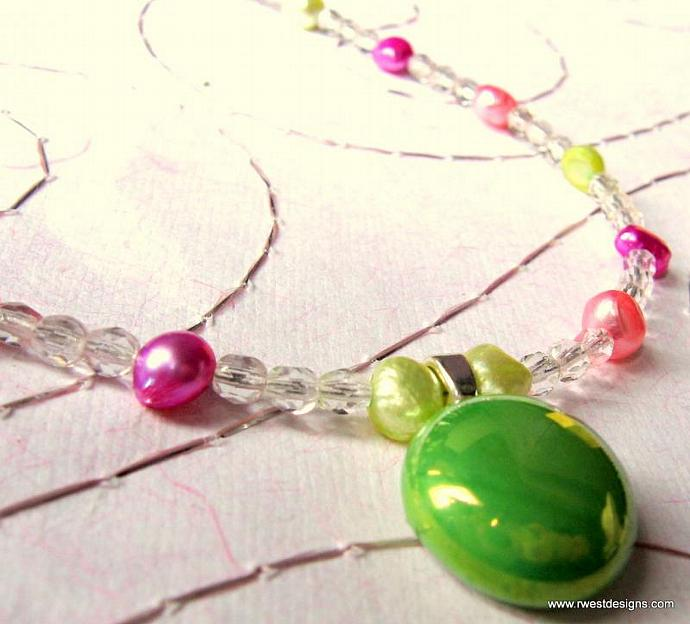 Candy Drops ~ Green
