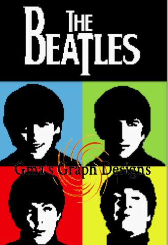 The Beatles Throw