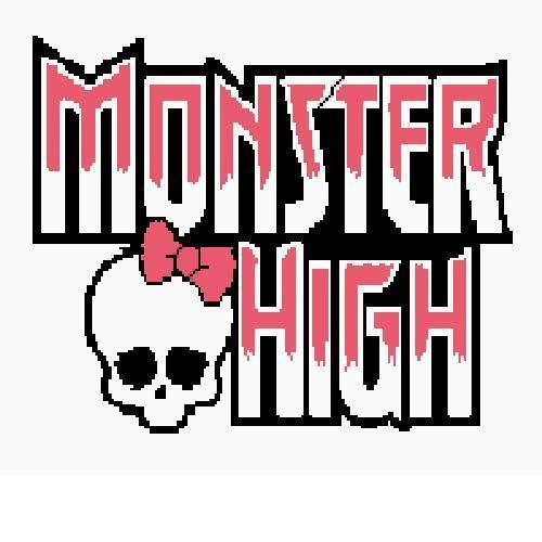 Crochet Monster High Graph