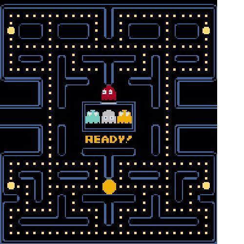 Crochet PacMan Graph