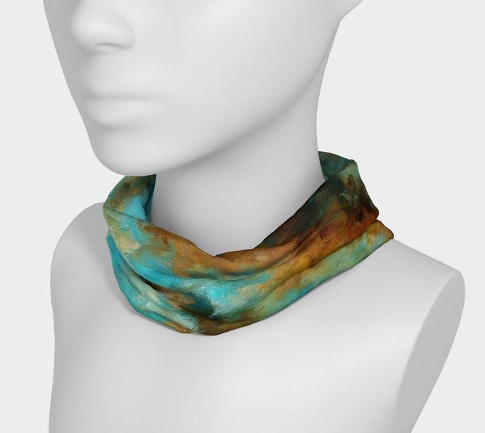Ithaca Peak Turquoise Headband 2