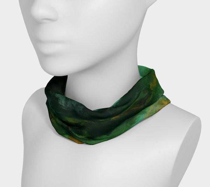 Emerald Turquoise Headband