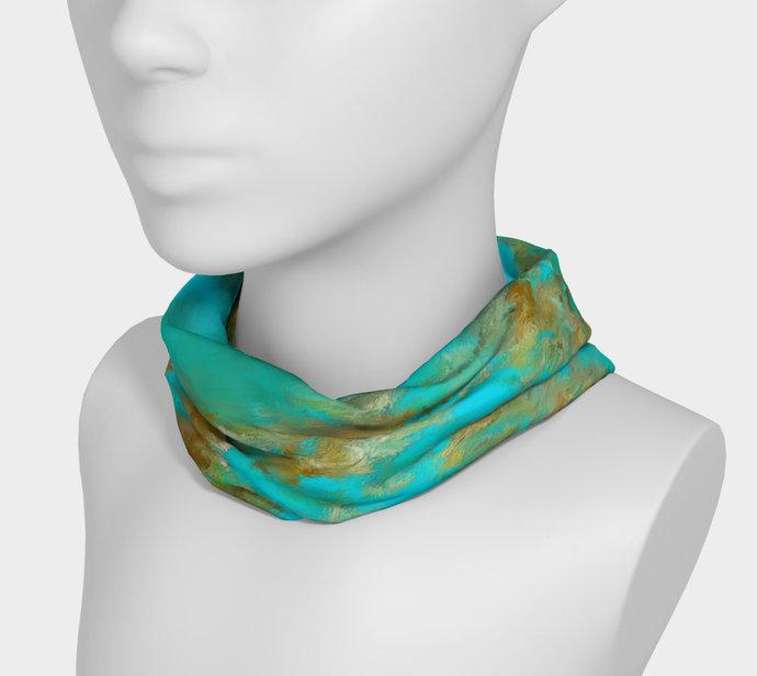 New King Turquoise Headband