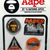 A BATHING APE Aape Pin Badge Pack Set Of 4 Pins - Brand New