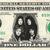 QUEEN Band on Real Dollar Bill Cash Money Collectible Memorabilia Celebrity