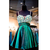 Sexy Straps Beaded Homecoming Dress, Dark Green Graduation Dress, Short Prom