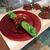 6 Festive and bright red poinsettia napkin rings  decorate your home for the